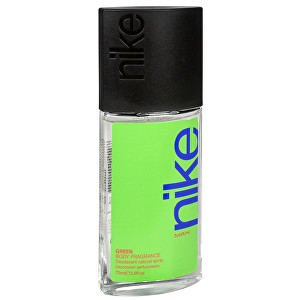 Nike Green For Men dezodorant sklo 75 ml