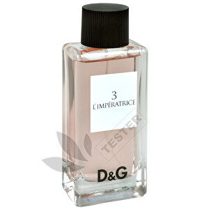 Dolce   Gabbana D   G Anthology L`Imperatrice 3 - EDT - tester 100 ml
