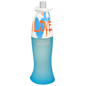 Moschino Cheap  Chic I Love Love  EDT TESTER 100 ml