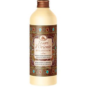 Tesori d´Oriente Byzantium koupelový krém 500 ml