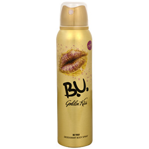 BU Golden Kiss  deodorant ve spreji 150 ml