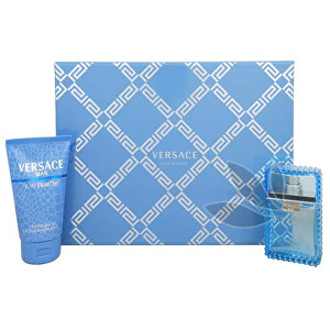 Versace Eau Fraiche Man - EDT 30 ml + sprchový gel 50 ml