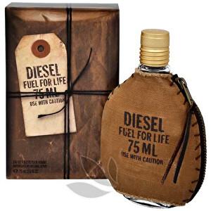Diesel Fuel For Life Homme - EDT - SLEVA - bez celofánu 50 ml