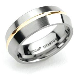 Boccia Titanium Prsten 0112-01 49 mm