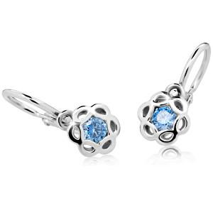 Cutie Jewellery Detské náušnice C2179-10 fialová 5b89881a32e