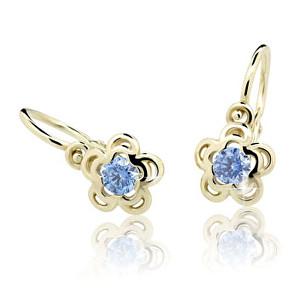 Cutie Jewellery Dětské náušnice C2204-10 bílá