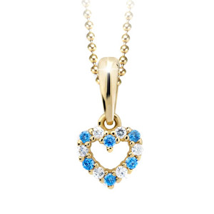 Cutie Jewellery Přívěsek C2157-40-70-X-1