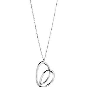 935aeb1f4fde Calvin Klein Dlhý oceľový náhrdelník so srdcom Warm KJ5AMN000200