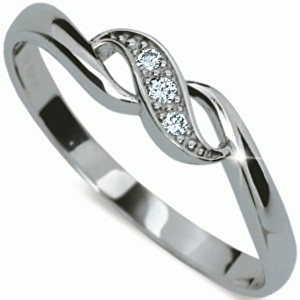 Danfil Něžný prsten DF2001b 57 mm