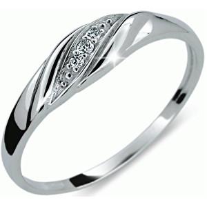 Danfil Jemný diamantový prsten DF2084b