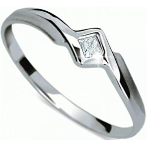 Danfil Jemný zásnubní prsten DF1113b 49 mm