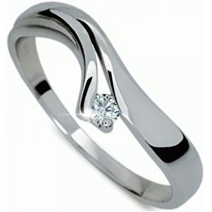 Danfil Zásnubní prsten DF1853 49 mm