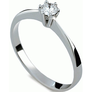 Danfil Luxusní zásnubní prsten DF1877b 49 mm