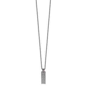 Dici Milano Ocelový náhrdelník pro muže DCNL50060100