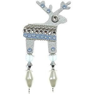 Deers Malý stříbrný jelínek Rorrie Deers