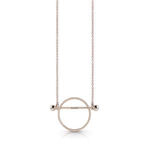 Guess Originální náhrdelník Influencer UBN85036