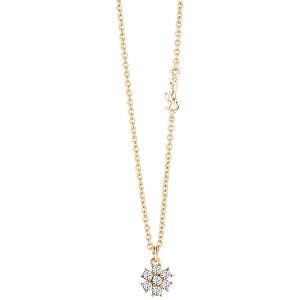Guess Pozlacený náhrdelník UBN21550