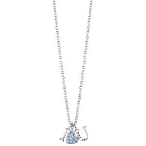 Guess Romantický náhrdelník I♥U UBN61089