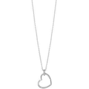 Guess Srdíčkový náhrdelník UBN82059