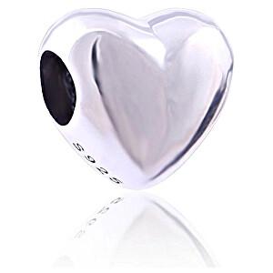 Infinity Love Stříbrný korálek Srdíčko HS-1084-D