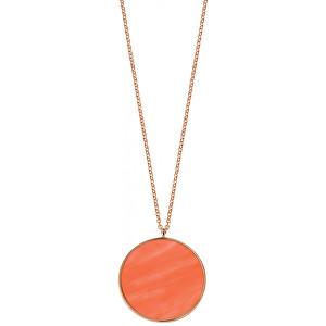 0178a3157 Morellato Bronzový náhrdelník zo striebra s výrazným príveskom Perfetti  SALX11