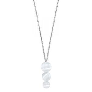 Morellato Krásny náhrdelník zdobený mačacím okom Gemma SAKK22 (retiazka, prívesok)