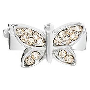 Morellato Motýlik sa zlatistými kryštály na náramky SENSAZIONE SAJT11