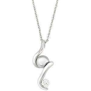 Morellato Elegantní ocelový náhrdelník Luminosa SAET14