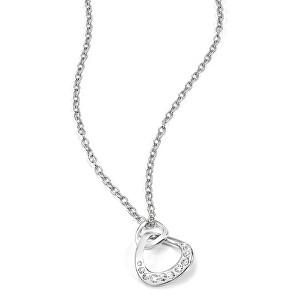 Fotografie Morellato Ocelový náhrdelník Senza Fine SKT07