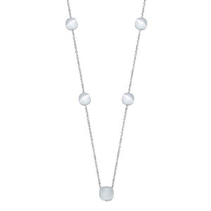 Morellato Krásny náhrdelník zdobený mačacím okom Gemma SAKK17