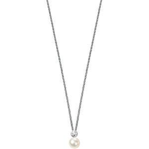 Morellato Stříbrný náhrdelník Perla SANH02 (řetízek, přívěsek)