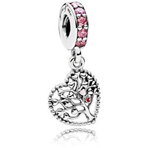 Pandora Překrásný stříbrný přívěsek Strom lásky 796592CZSMX