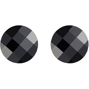 Preciosa Náušnice Dark Style Black 6862 20