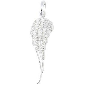 Thomas Sabo Luxusní stříbrný přívěsek Andělské křídlo SCPE150137