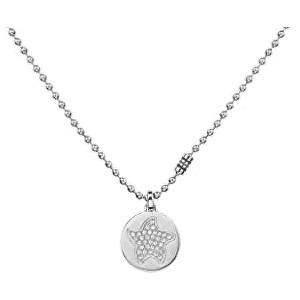 Tommy Hilfiger Ocelový náhrdelník s hvězdou TH2700924