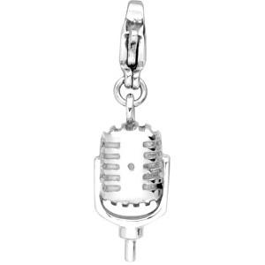 Tribal Přívěsek Mikrofon PSSW122
