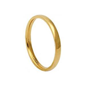 Tribal Snubný prsteň GRSS15GOLD 56 mm