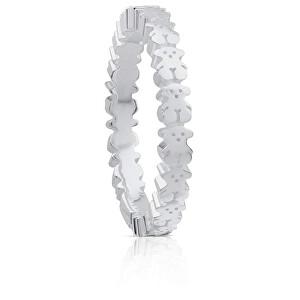 Tous Stříbrný medvídkový prsten 512725520