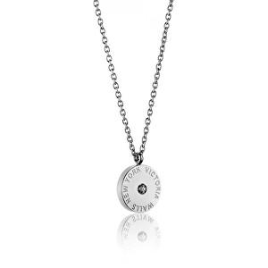 Victoria Walls Ocelový náhrdelník VN1052S