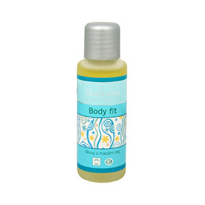 Saloos Bio tělový a masážní olej - Body Fit 50 ml