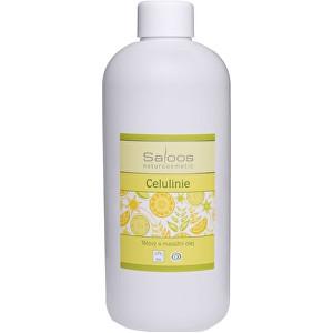 Zobrazit detail výrobku Saloos Bio tělový a masážní olej - Celulinie 500 ml
