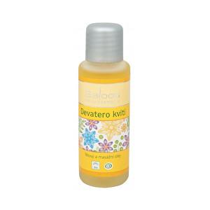 Zobrazit detail výrobku Saloos Bio tělový a masážní olej - Devatero kvítí 50 ml