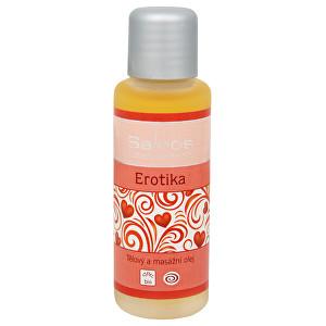 Zobrazit detail výrobku Saloos Bio tělový a masážní olej - Erotika 125 ml