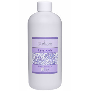 Zobrazit detail výrobku Saloos Bio tělový a masážní olej - Levandule 500 ml