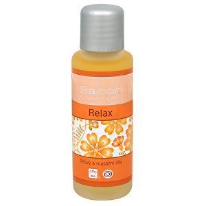 Zobrazit detail výrobku Saloos Bio tělový a masážní olej - Relax 250 ml