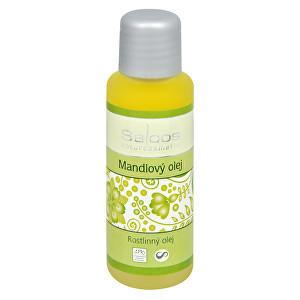 Zobrazit detail výrobku Saloos Mandlový olej lisovaný za studena 125 ml