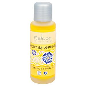 Saloos Bio Těhotenský pěstící olej lisovaný za studena 50 ml - SLEVA - poškozená etiketa