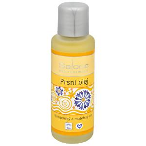 Saloos Bio Prsní olej - těhotenský a mateřský olej 50 ml