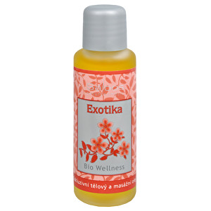 Zobrazit detail výrobku Saloos Bio Wellness exkluzivní tělový a masážní olej - Exotika 50 ml