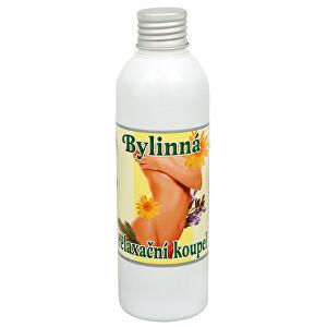 Chemek TopGold - Bylinná relaxační koupel 200 ml